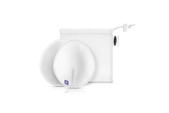Coussinet d'allaitement Marque Generique Coussinet d'allaitement - coussinets d'allaitement lavables x4 - pour un confort & une protection maximale de jour comme de nuit