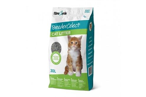 Litire papier pour chat - 10l