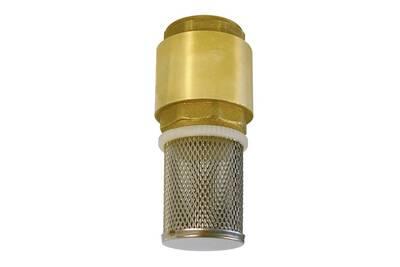 Accessoires chauffage central Sferaco Série 305 - clapet laiton toutes positions - obturateur laiton/inox - taraudé bsp - pn25 - femelle : 50x60 press. Max. : 18
