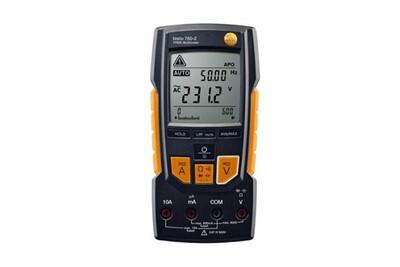 Accessoires chauffage central Testo Multimètre digital - testo 760-2 - - multimètre numérique testo 760-2