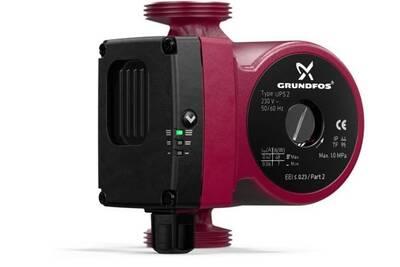 Accessoires chauffage central Grundfos Circulateur de remplacement ups2 - modèle : 32-80/9 entraxe : 180