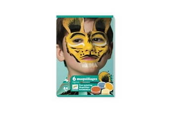Mode et stylisme Djeco Coffret maquillage tigre