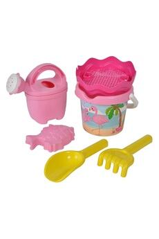 Aire de jeux Simba Toys Simba toys 107114405 - ensemble de plage - le bébé flamant rose