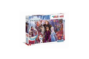 Puzzles CLEMENTONI Disney - puzzle de sol la reine des neiges 2