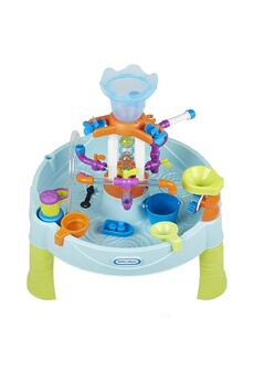 Aire de jeux Little Tikes Little tikes 650666m - flowin' fun une table d'eau robuste avec des éléments interchangeables