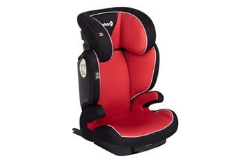 Siège Auto Groupe 0+ - 1 SAFETY 1ST Siège auto pour enfants road fix isofix 2+3 noir et rouge