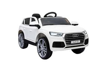 Véhicule électrique E-road Audi q5 s-line 12v voiture électrique pour enfant - roues gomme - télécommande