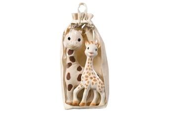 Coffre à jouets Marque Generique Coffret jouet sophie la girafe coffret cadeau