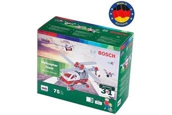 Maquette Marque Generique Aviation a construire bosch - set de construction helicopter team 3 en 1
