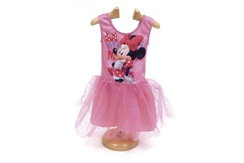 Déguisements Marque Generique Deguisement - panoplie de deguisement tenue de danse minnie mouse ballet pour enfants de 2, 4 et 6 ans