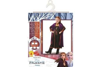 Déguisements Marque Generique Deguisement - panoplie de deguisement taille 3/4 ans disney princesse la reine des neiges 2 - d?guisement classique anna