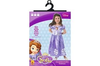 Déguisements Marque Generique Deguisement - panoplie de deguisement taille 5/6 ans princesse sofia costume classique - carnaval