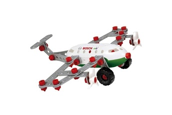 Maquette Marque Generique Aviation a construire - set de construction aircraft team 3 en 1
