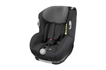 Siège Auto Groupe 1 Bebe Confort Bébé confort opal, siège auto réglable dos à la route et évolutif de groupe 0 + / 1 de 0 à 4 ans, 0-18 kg, black raven