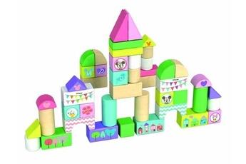 Jeux ludo éducatifs Disney Blocs de construction mickey et ses amis- 50 pieces