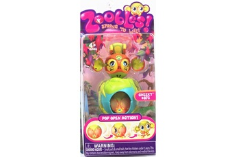 Monde imaginaire Spin Master Zoobles cheeky