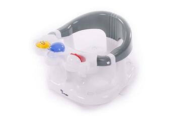 Baignoire bébé Bo Jungle Siège b-bath gris et blanc