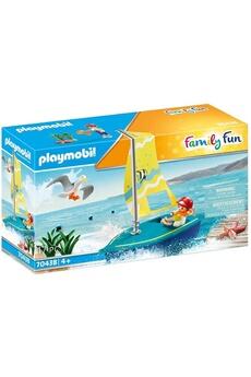 Playmobil PLAYMOBIL Playmobil 70438 - enfant avec voilier