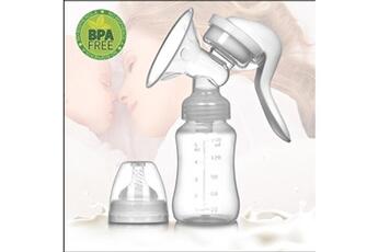 Tire-lait GENERIQUE Tire-lait électrique pour allaitement,tire-lait rechargeable par usb, avec 9 niveaux de massage et d'aspiration,sans bpa