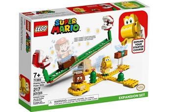 Figurine Lego Lego - mario - 71365 - ensemble d'extension la balance de la plante piranha