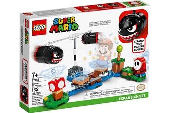Figurine Lego Lego - mario - 71366 - ensemble d'extension barrage de bill bourrins