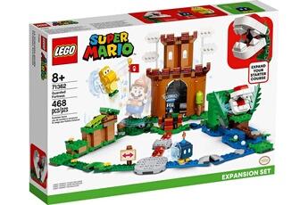 Figurine Lego Lego - mario - 71362 - ensemble d'extension - la forteresse de la plante piranha