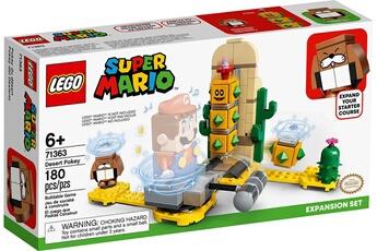Figurine Lego Lego - mario - 71363 - ensemble d'extension desert de pokey