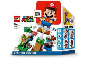 Figurine Lego Lego - mario - 71360 - pack de demarrage les aventures de mario