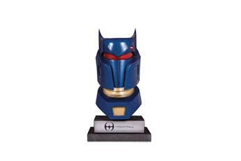 Figurine Dc Collectibles Dc comics - buste dc gallery 1/2 the knightfall cowl 17 cm