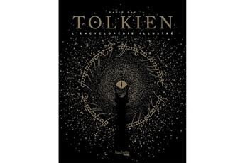 Figurine Hachette Livre Rattachement Encyclopédie - tolkien - illustrée