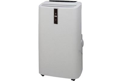 Climatiseur mobile Tecnolux Climatiseur réversible - tecnolux jc12ha18r290 - 12000 btu - label énergie a - chauffage - climatisation - déshumidification - surface 60 m3