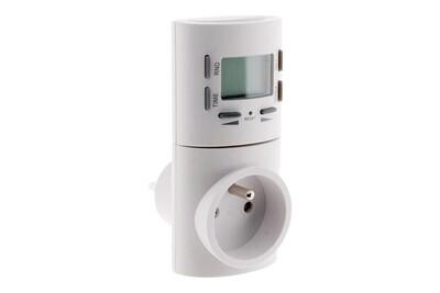 Thermostat et programmateur de chauffage Otio Programmateur amovible - otio