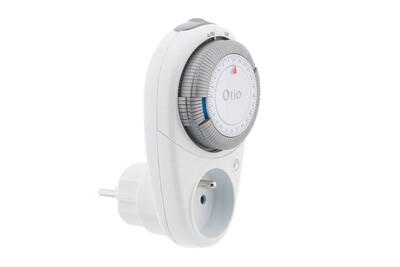 Thermostat et programmateur de chauffage Otio Programmateur quotidien t-10 blanc - otio