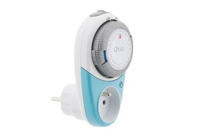 Thermostat et programmateur de chauffage Otio Programmateur quotidien t-10 turquoise - otio