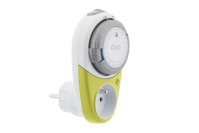 Thermostat et programmateur de chauffage Otio Programmateur quotidien t-10 anis - otio