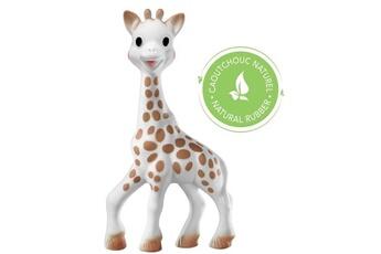 Coffre à jouets Marque Generique Coffret jouet sophie la girafe boîte cadeau a base de caoutchouc 100% naturel