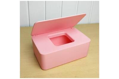 Boite De Rangement Aucune Boite De Rangement Pour Papier De Cuisine Porte Serviette En Papier Pour Salle De Bain Rose Darty