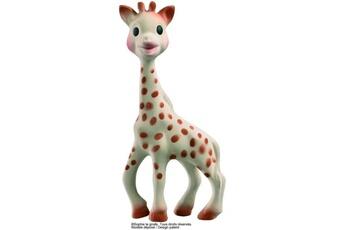 Coffre à jouets Marque Generique Coffret jouet sophie la girafe sac cadeau bébé coton coloris aléatoire