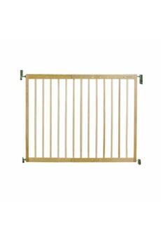Barrière de sécurité bébé LINDAM Lindam - 04433930 - barrière de sécurité lindam - en bois