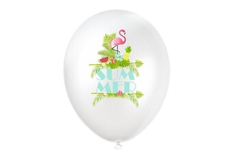 Tout pour la fête Scrapcooking Party 6 ballons gonflables - summer - ø 28 cm