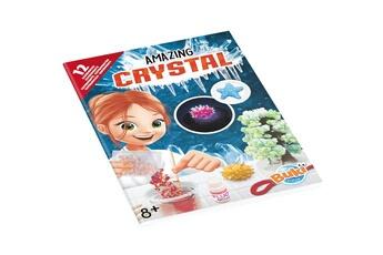 Autres jeux créatifs BUKI Amazing crystals buki