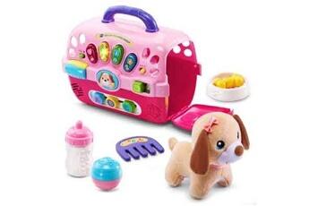 Jeux d'imitation Vtech Mon p'tit chien et sa box magique -vtech