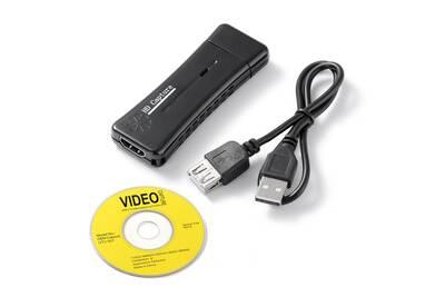 Carte D Acquisition Video Audio Etakin Carte De Capture Jeu Video Usb 2 0 Vers Hdmi Durable Transfert Donnees Ah774 Darty