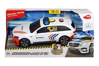 Véhicules miniatures Dickie Toys Dickie toys voiture mercedes amg e 43 police