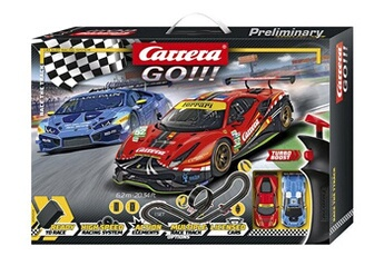 Circuits de voitures Stadlbauer Carrera go!!! Circuit de course race the track