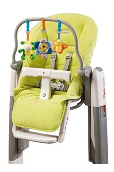 Chaise haute PEG PEREGO Peg perego - iaktab00--in34 - coussin de chaise - kit tatamia siesta