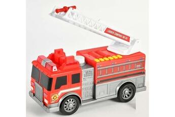 Véhicules miniatures Melissa And Doug Camion de pompier 30 cm - mgm - 6 sons