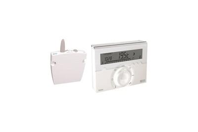 Thermostat et programmateur de chauffage Delta Dore Programmateur radio fil pilote deltia 8.33 1 a 3 zones
