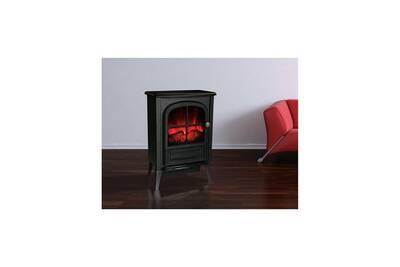 Cheminée électrique AUCUNE Carrera apollo 1500 watts cheminée électrique décorative et chauffage d'appoint