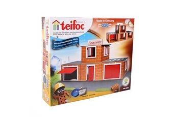Autres jeux de construction GENERIQUE Teifoc - tei 4800 - sapeurs-pompiers